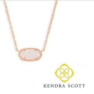 Kendra Scott ■ Elisa Irredescent Drusy Necklace